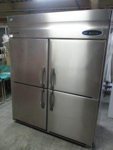 ホシザキ 4面縦型冷凍庫 HF-150Z3-ML