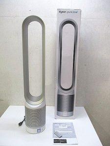 Dyson Pure Cool AM11 ホワイト/シルバーピュアクール・空気清浄機能付ファン 扇風機